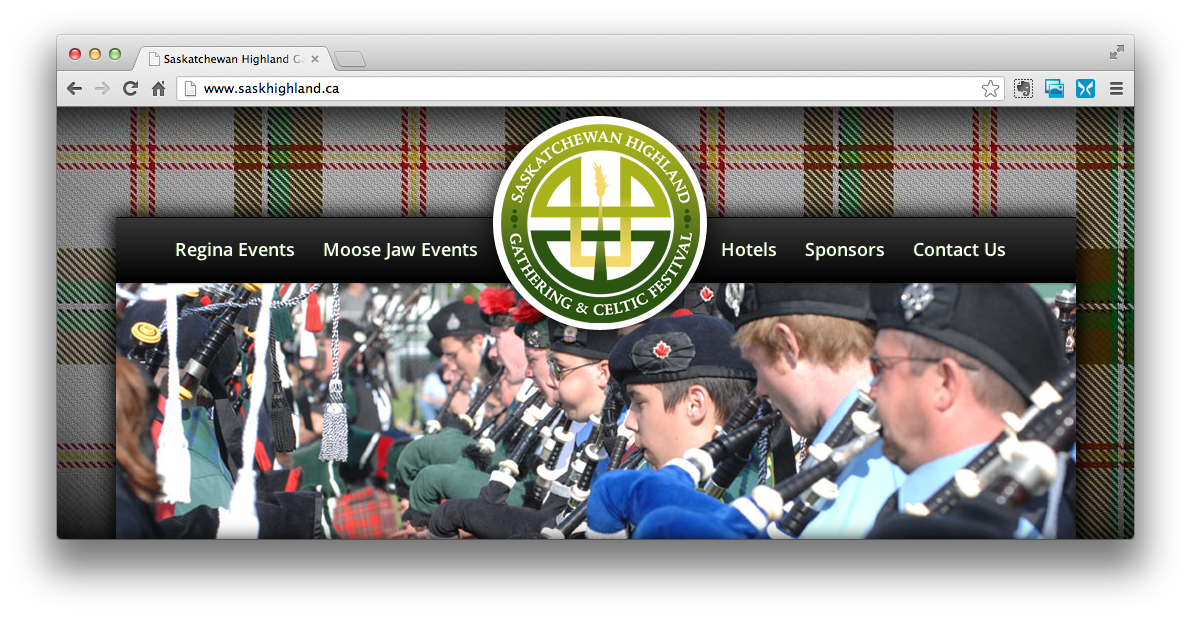 Saskatchewan Highland Gathering & Celtic Gathering